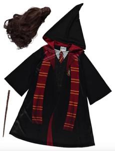 Hermione Granger Fancy Dress Costume 5-12 Years