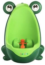 Potty Training For Toddler Boys Frog Potty Urinal With Aiming Target Authentic