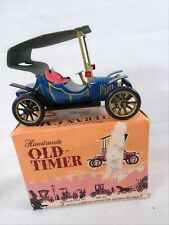 Veteran Car Handmade Old Timer Made in Holand by WW2 Vets In Original Box Toy