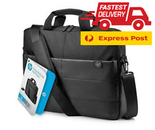 """HP 1FK06AA 15.6"""" Classic Briefcase Carry Case Laptop Bag +  Optical Mouse"""