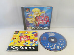 Sony Playstation 1 PS1 - Spin Jam