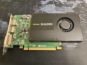Nvidia Quadro K2200 Graphics Card 4GB GDDR5