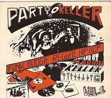 PARTY KELLER compilation CD ALBUM funk boogie reggae hip hop