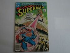 Super Man # 308 (DC Comic's 1977)