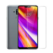 2x Lot 9H Ultra Clear Tempered Glass Screen Protector Film Guard For LG G7 ThinQ