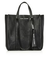 Marc Jacobs The Tag 27 Pebble Leather Tote Black M0015656