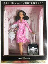 Diane von Furstenberg Barbie Doll (Gold Label) (NEW)
