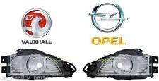 Vauxhall Genuine OEM Front Fog Light Assemblies