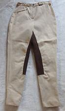 Horka Damen Reithose  mit 3/4 Vollbesatz ,beige,Gr.38  Atlanta (6004)