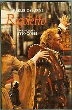 RIGOLETTO verdi opera victor hugo le roi s'amuse tito gobbi