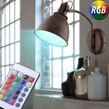 rétro LED mural PROJECTEUR MOBILE VARIATEUR marché du travail lampe de chambre