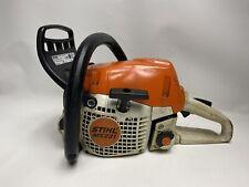 STIHL MS 231C Petrol Chainsaw Engine - Working