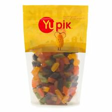 Yupik Wine Gums (Assorted), 1Kg {Imported from Canada}
