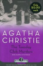 The Tuesday Club Murders: A Miss Marple Mystery (Miss Marple Mysteries) by Agath