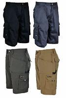 Mens Tuff Duty Work Shorts Heavy Duty Half Pants Summer Short