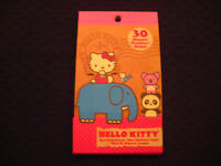 Hello Kitty - Best Friend Pad - 30 Sheets - Mini Note Pad Decorative Sheets #S4