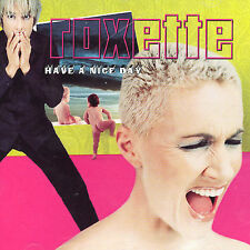 Have a Nice Day by Roxette CD 1999 EMI 724349885325