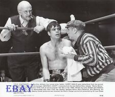 Harry Hamlin barechested VINTAGE Photo George C Scott Red Buttons Movie Movie