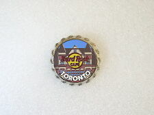 TORONTO,Hard Rock Cafe Pin,Bottle Cap Series