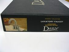 DANZE Sonora Bathroom Faucet - Brushed Nickel -  D303254BN - NEW