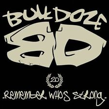 """Bulldoze-remember who's strong 7"""" Shattered Realm out to win Mushmouth Krutch"""