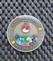 POKEBALL CLAW PAX Challenge Coin EAST2016 COLORED Rare Promo Nintendo Sega NES
