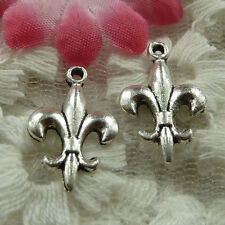 free ship 140 pieces Antique silver nice charms 19x12mm #3900