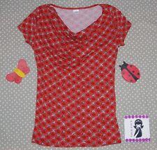 ✿❀ Haut top t-shirt bénitier stretch femme ✿❀ Camaïeu ✿❀ Taille 1 36/38
