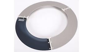 MSA 697410 VGard Full Brim Hard Hat Sun Shield and Visor