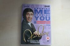 Alan Partridge - Knowing Me, Knowing You, Knowing Yule (DVD, 2003) DOUBLE DVD