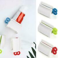 Rolling Tube Toothpaste Squeezer Toothpaste Seat Holder Rotate Dispenser Tool