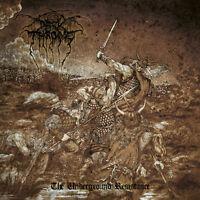 DARKTHRONE - THE UNDERGROUND RESISTANCE - CD SIGILLATO 2013