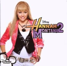 HANNAH MONTANA 2 - MEET MILEY CYRUS 2 CD SOUNDTRACK NEW