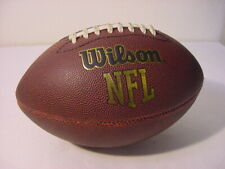 Wilson Football Holds Air Model Wtf1676