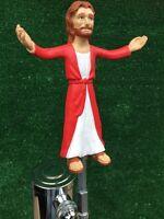 JESUS CHRIST Tap Handle Beer Keg Catholic Christian Baptist NCAA Notre Dame