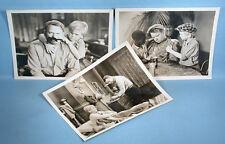 1931 Jackie Cooper Wallace Beery The Champ 3 Original Studio Stills Photos