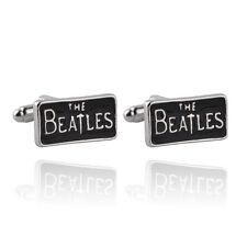 GEMELOS de moda camisa, The Beatles, Lennon, Liverpool - ENVIO GRATIS a ESPAÑA