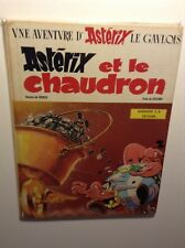 Astérix et le chaudron - Goscinny & Uderzo -Edition Originale- 01/1969