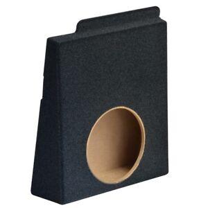"Toyota Hilux VIII Fit-Box subwoofer enclosure Custom fit MDF 10"" Bass Box"
