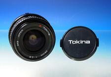 Tokina 28mm/2.8 para Minolta MD objetivamente lens - 201044