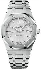 Audemars Piguet Royal Oak 41mm Stainless Steel Silver Dial 15400ST.OO.1220ST.02