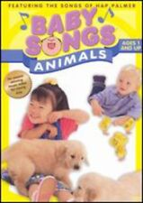 Baby Songs: Animals [New DVD]