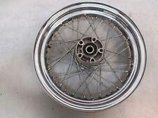 Harley Davidson Chrome Spoke Wheel 16'' Softail 43085-97 Factory OEM