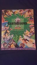 SNES EarthBound Strategy Guide Super Nintendo 1995 Squaresoft WITH 5 Stickers!