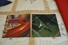 Honda Accord Coupe 1998 and 1999 Car and Automotive Literature Catalogs