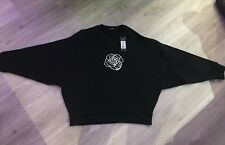 DIESEL F-Gertrude Black Sweatshirt Size Small BNWT