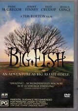 Big Fish - DVD - Jessica Lange - Ewan Mcgregor