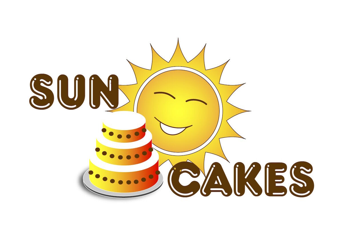 Sun Cakes Decorations and Toppers