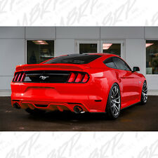 "MBRP 2015-2017 FORD MUSTANG GT COUPE 5.0L V8 3"" STREET CATBACK EXHAUST SYSTEM AL"