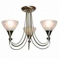 Deckenlampen und Kronleuchter aus Glas